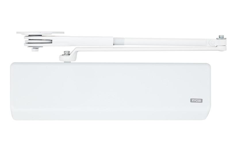 Доводчик RYOBI DS-4550P PRL BC/DA до 100кг белый (Япония)