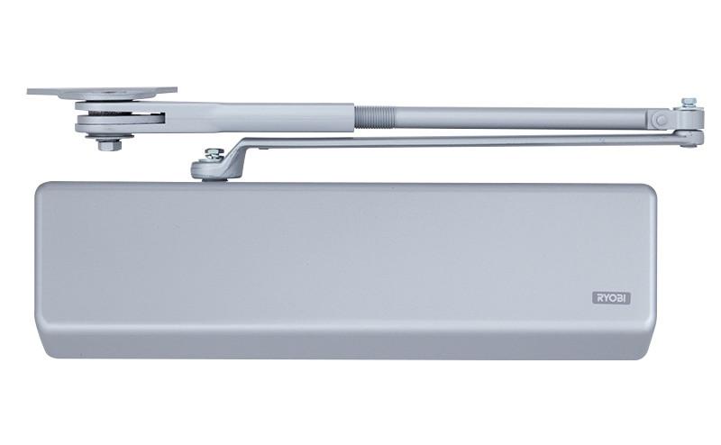 Доводчик RYOBI DS-4550P PRL BC/DA до 100кг серебристый (Япония)