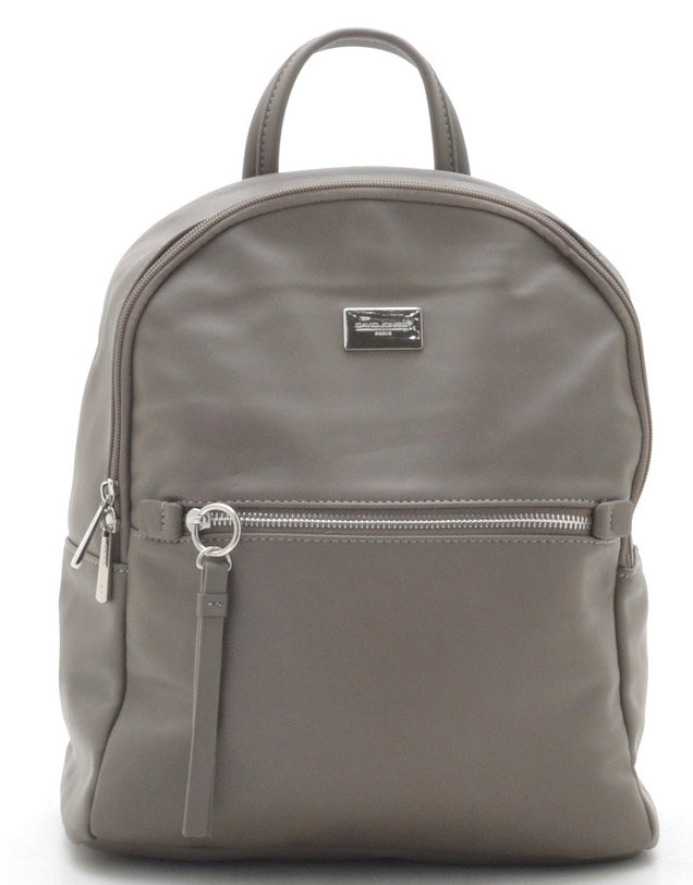 30cf9a44e555 Городской рюкзак David Jones 5600-2 d. taupe Женские рюкзаки David Jones