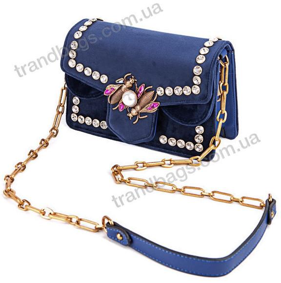 f5c40baaf6db Женская сумка клатч 1032 blue брендовые сумки, брендовые клатчи недорого в  Одессе