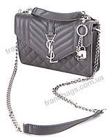 25a9f5a01eef Женская сумка клатч 839 d.grey брендовые сумки, брендовые клатчи недорого в  Одессе