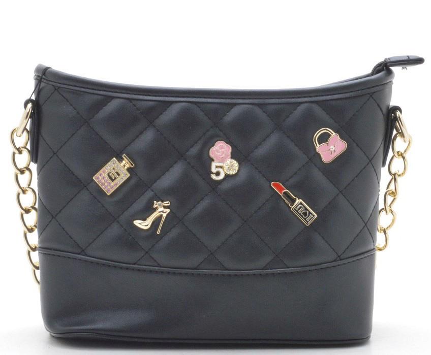 b3c968a97b66 Женская сумка клатч Little Pigeon 7-1 black клатчи и сумки женские на плечо  купить в Одессе 7км