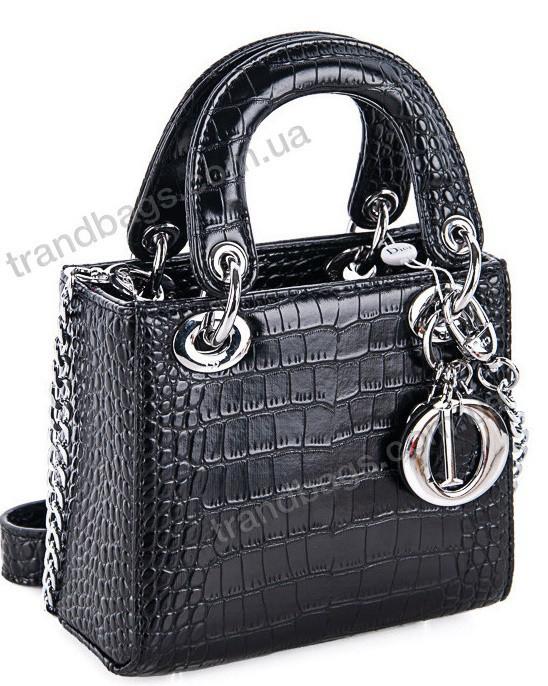 6db5c2d10fda Женская сумка 6038-2 blackБрендовые женские сумки, недорого купить в Одессе  7 км