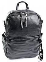 Женский кожаный рюкзак 1016DZ-1 Black кожаные рюкзаки купить в Одессе 7 км, фото 1