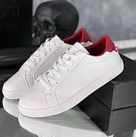 Кроссовки мужские Buscemi D3685 белые