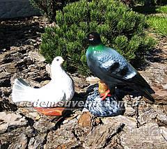 Садовая фигура Голубь и Голубка, фото 3