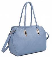 Женская сумка 1202 Blue купить сумку женскую недорого, фото 1