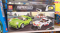 Конструктор Bela 10946 Porsche 911 RSR и 911 Turbo 3.0 409 дет.