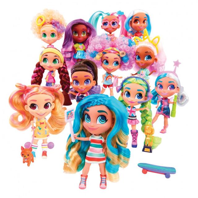 Куклы Хеирдораблес (Hairdorables Surprise Dolls)
