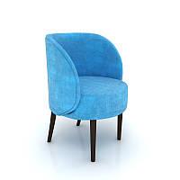 Стул -Тони-. Деревянный, мягкий стул для кафе, ресторана.