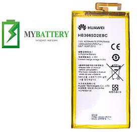 Оригинальный аккумулятор АКБ (Батарея) для Huawei P8 Max/ HB3665D2EBC 4230 mAh 3.75V