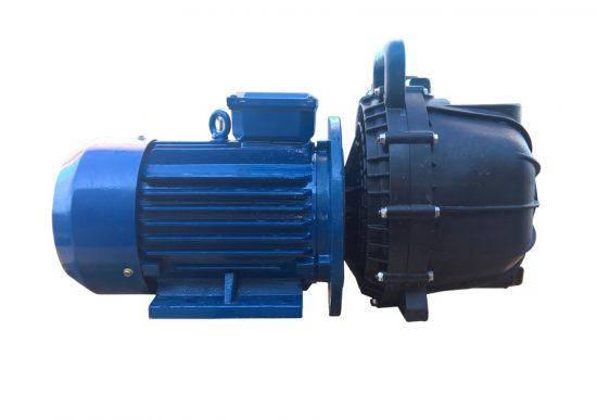 Насос с электродвигателем 1542P-4kW Hypro, фото 2