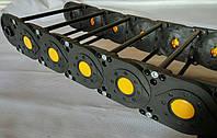 Кабельканал р.р. 120х25 - кабелеукладчик, наружные размеры - 140х35