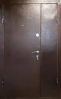 Двери входные комби полуторные