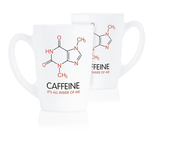 New Morning Caffinstry чашка/кружка 320 мл Luminarc N8730