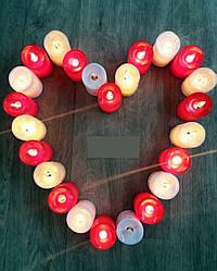 Набор искусственных свечей