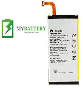 Оригинальный аккумулятор АКБ (Батарея) для Huawei P6-U06 Ascend/ G6-U10/ HB3742AOEBC 2000 mAh 3.8V