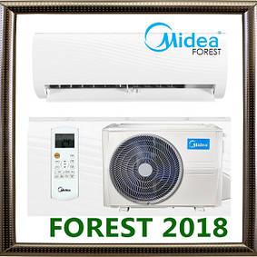 Серия Forest (2018) кондиционеры Midea