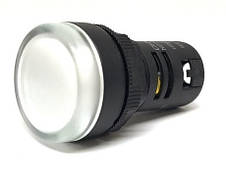 Индикатор ND16-22D/2 AC/DC110В белый (CHINT) 593159