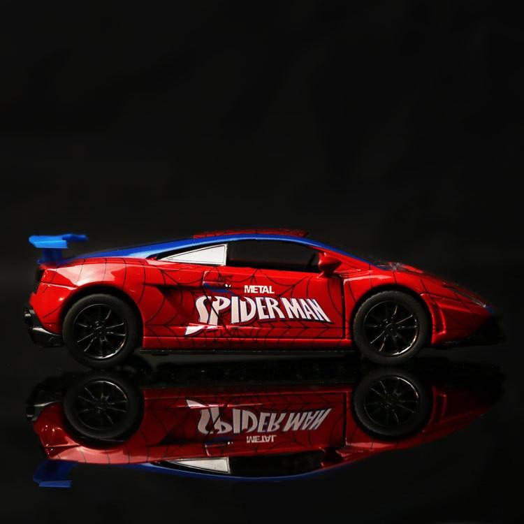 Спортивний автомобіль Spider-Man