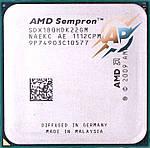 Процессор AMD Sempron X2 180 2.4 GHz (SDX180HDK22GM) 2000 MHz Socket AM3 1 MB