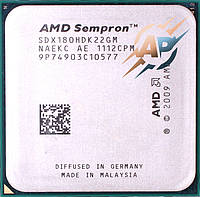 Процессор AMD Sempron X2 180 2.4 GHz (SDX180HDK22GM) 2000 MHz Socket AM3 1 MB