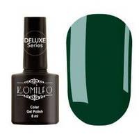 Гель-лак Komilfo №217 (темно бирюзовый зеленый, эмаль), 8 мл