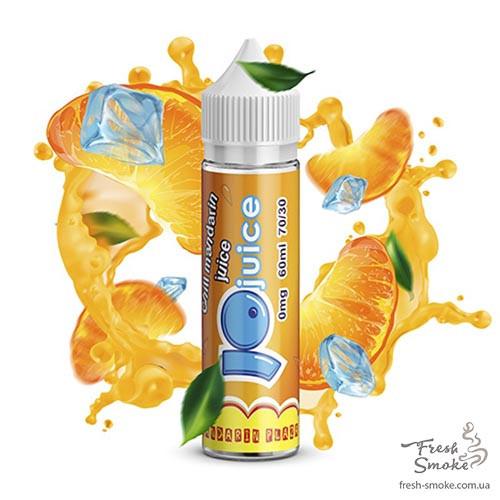 Жидкость для электронных сигарет Jo juice Mandarin Plaza