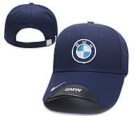 """Кепка бейсболка """"BMW""""  синяя от Nike"""