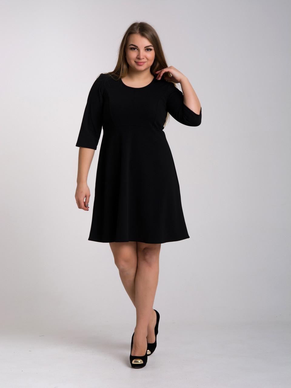Базовое женское платье  50р