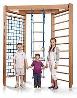 Акция! Детская деревянная Шведская стенка Спортбейби Спортивная стенка «Baby 4-240» SportBaby