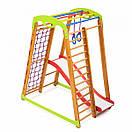 Акция! Деревянный детский  Спортивный комплекс для малышей от 2-х лет «Кроха - 2 Plus 1», фото 3