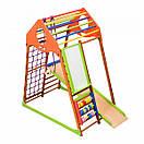 Акция! Деревянный детский  Спортивный комплекс для малышей от 2-х лет KindWood Plus  SportBaby, фото 4