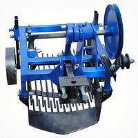Картофелекопатель механический однорядный для мотоблока «Зирка 61» (Полтава)