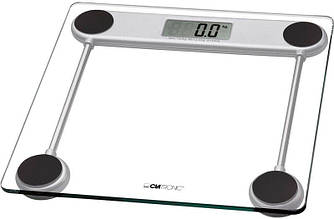 Весы напольные Clatronic PW 3368 стеклянные Германия
