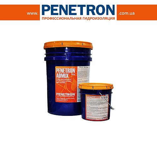 Купить добавку для бетона пенетрон адмикс сколько весит ведро раствора цементного