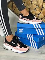 Кроссовки женские Adidas Falcon. ТОП КАЧЕСТВО !!! Реплика