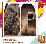 Набор для выпрямления и восстановления волос (наноплатика) ACID POWER ULTIMATE 2*250 мл. BBone, фото 2