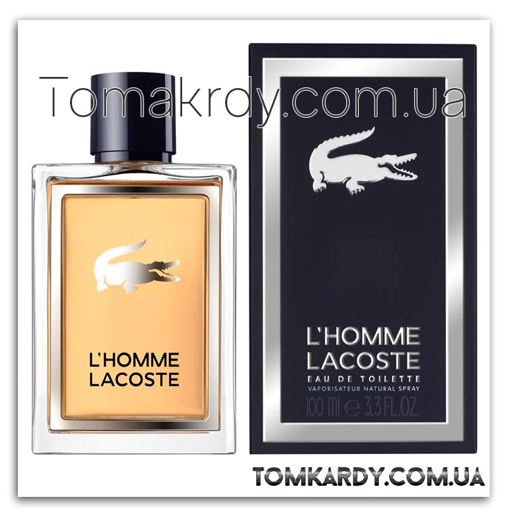 Lacoste L Homme 100 ml. - Turkishop в Хмельницком 3ae5e3b513101