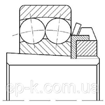 Подшипник 11318 (1320 К+Н320), фото 2