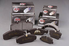 Тормозные колодки AST