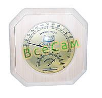 Термогигрометр для сауны ТГС исп.1, фото 1