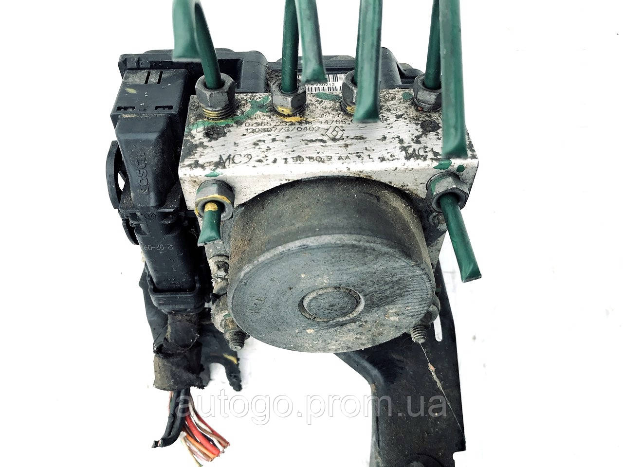 Блок ABS Dacia Renault Logan 0265232418, фото 1
