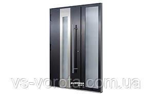 Входные уличные двери для дома Ryterna RD80 (Литва) - Дизайн 220