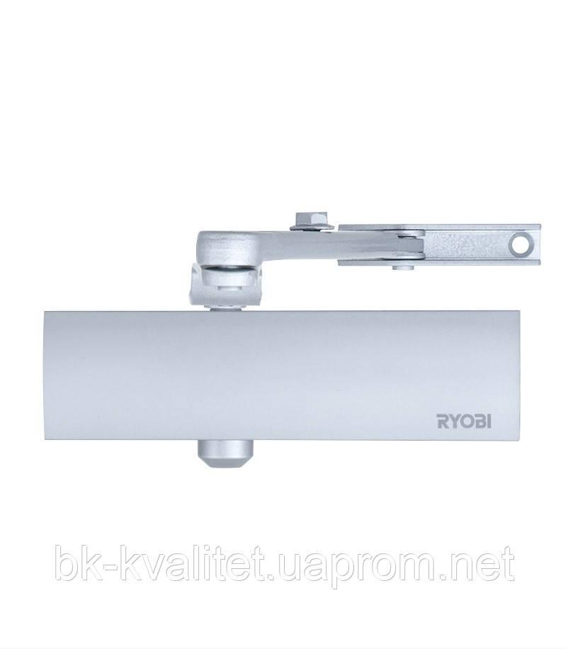 Доводчик RYOBI (Риоби) D-1200 EN2/3/4 STD, цвет серебро