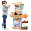 Детская игровая кухня Spraying Kitchen 889-153-154 38 предметов течет водичка, фото 2