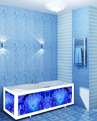 Экран под ванную I-screen Астра