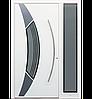 Входные уличные двери для дома Ryterna RD80 (Литва) - Дизайн 206, фото 8