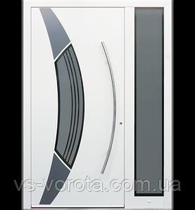 Входные уличные двери для дома Ryterna RD80 (Литва) - Дизайн 305