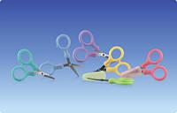 Маникюрные ножницы с колпачком, 0m+ Nuby (241)